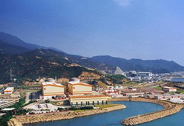岭澳核电站